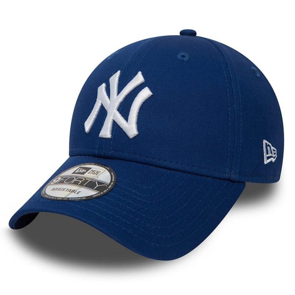 New Era NY League Basic 940 Cap, product, variation 1