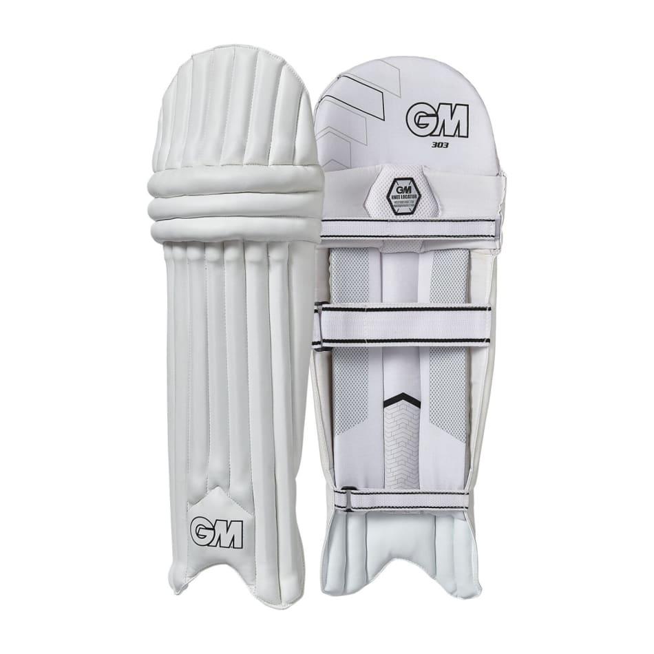 Gunn & Moore Youth 303 Cricket Pad, product, variation 1
