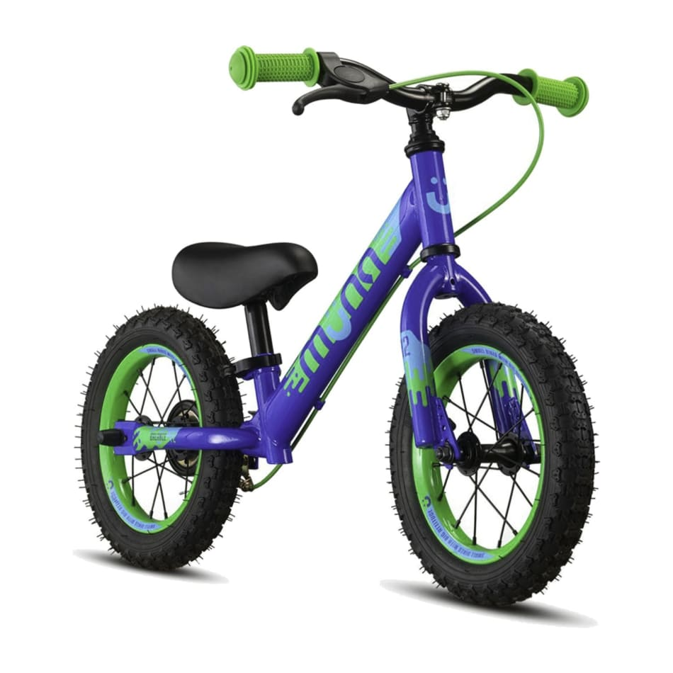 "Muna Boy's Blue 12"" Balance Bike, product, variation 1"