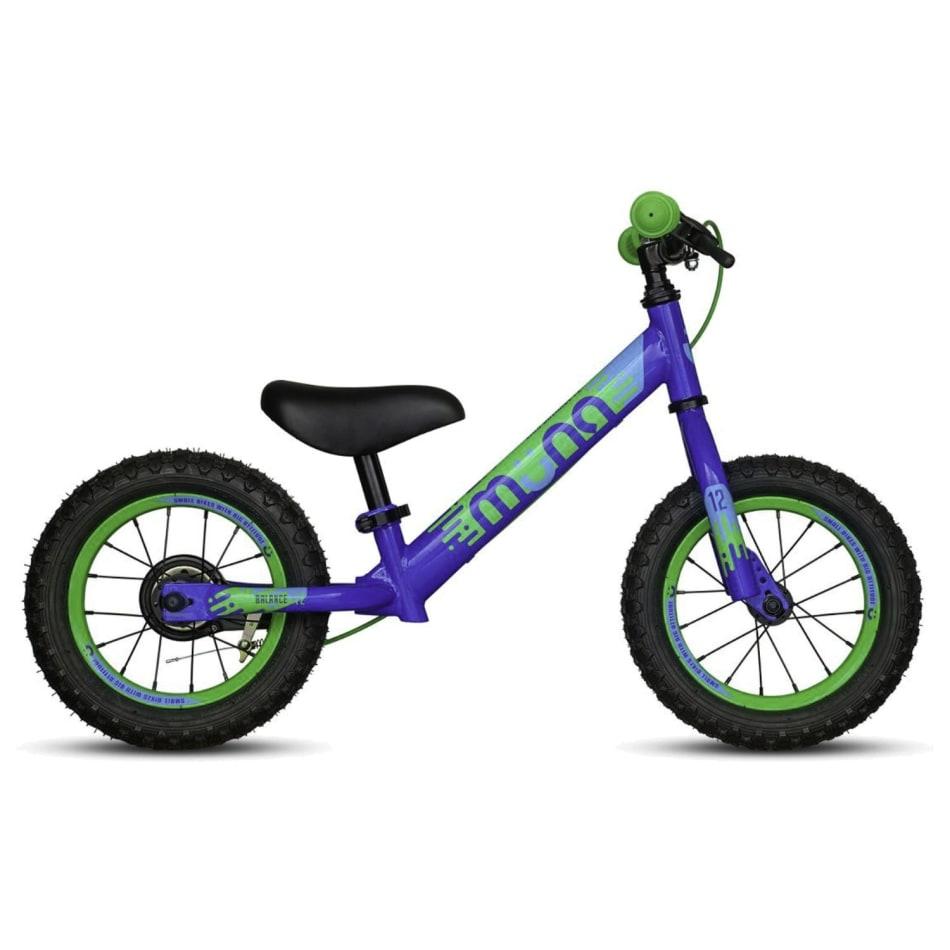 "Muna Boy's Blue 12"" Balance Bike, product, variation 3"