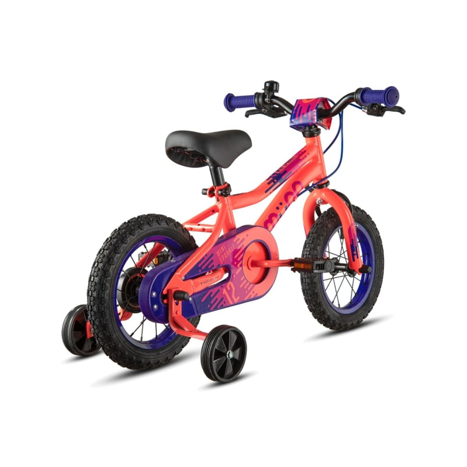 "Muna Girls Mini Sparkle 12"" Bike, product, variation 2"