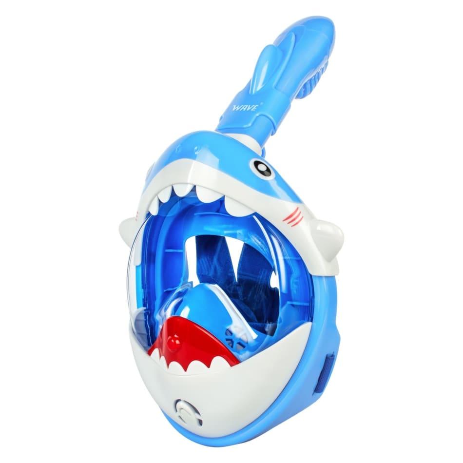 Wave Kids Shark Full Face Mask, product, variation 2