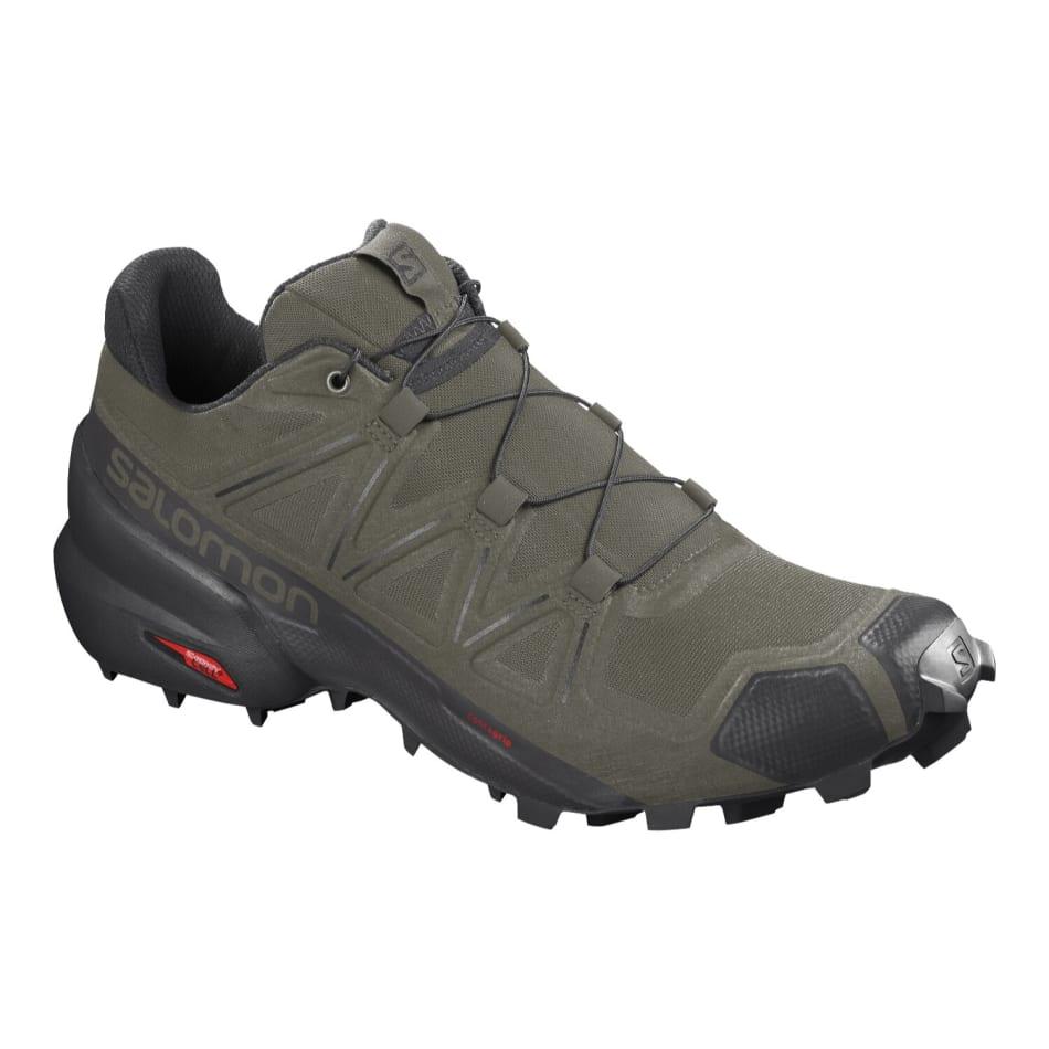 Salomon Men's Speedcross 5 Trail Running Shoes, product, variation 1