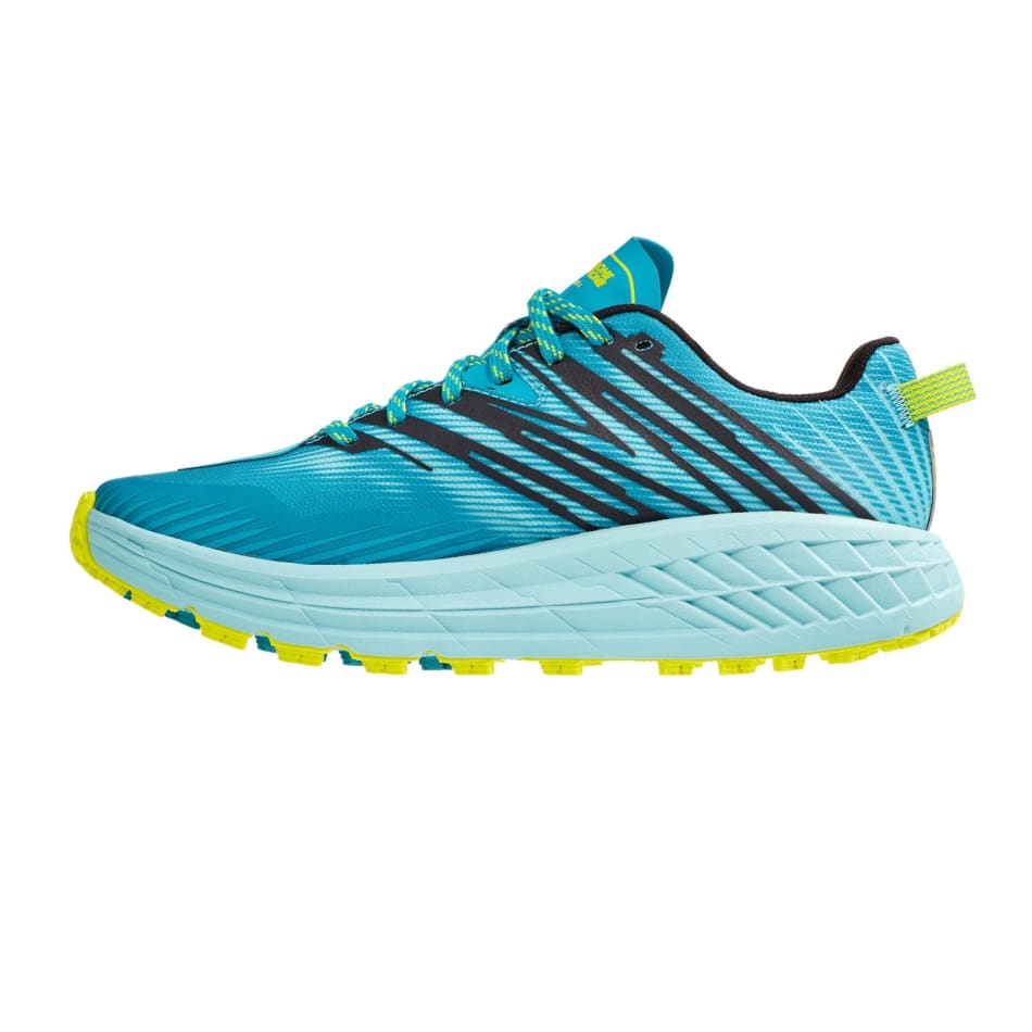 Hoka One One Women's Speedgoat 4 Trail Running Shoes, product, variation 2