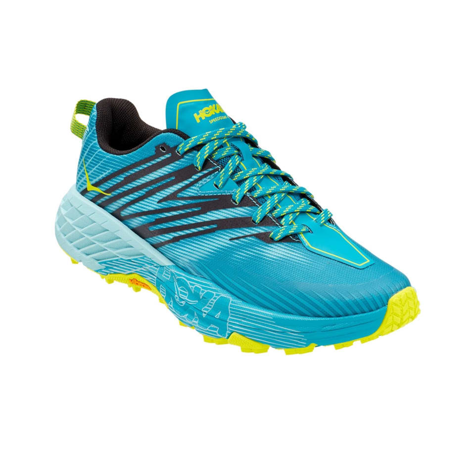 Hoka One One Women's Speedgoat 4 Trail Running Shoes, product, variation 5