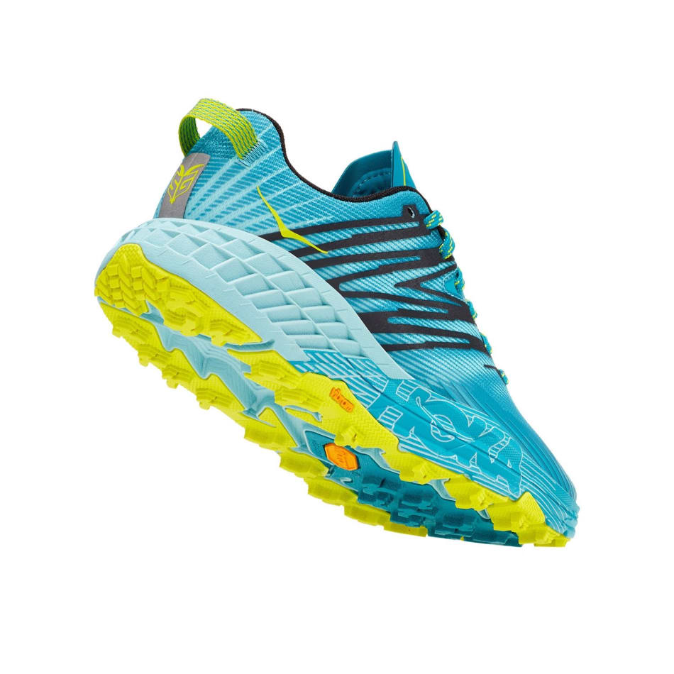 Hoka One One Women's Speedgoat 4 Trail Running Shoes, product, variation 6