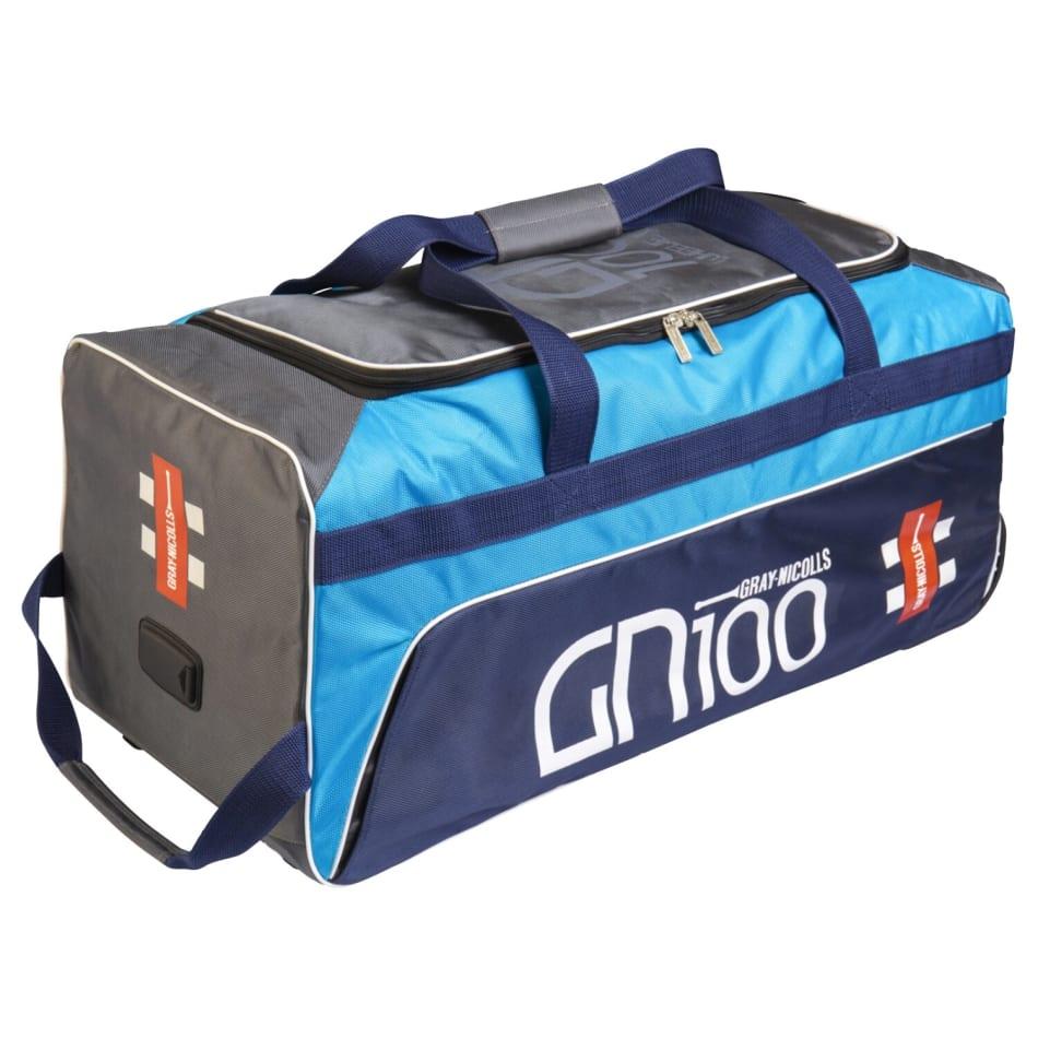 Gray Nicolls 100 Cricket Wheelie Bag, product, variation 1