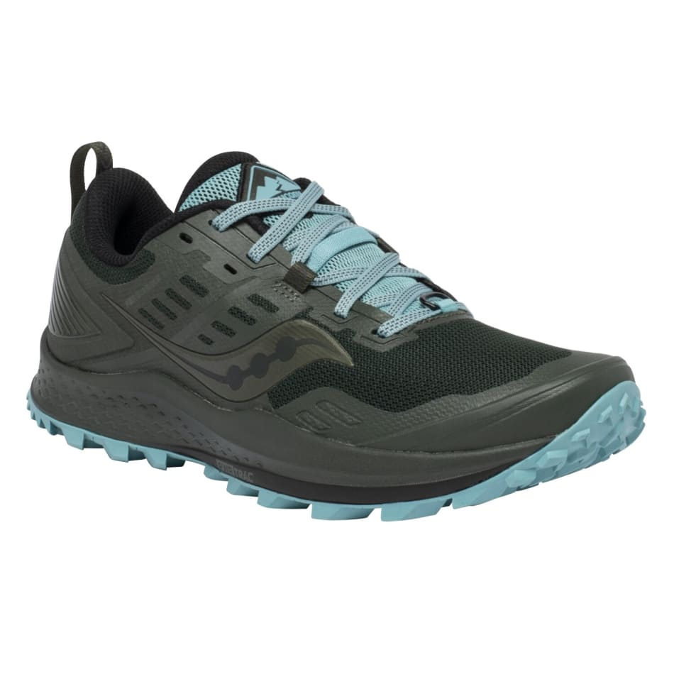 Saucony Women's Peregrine 10 Trail Running Shoes, product, variation 6