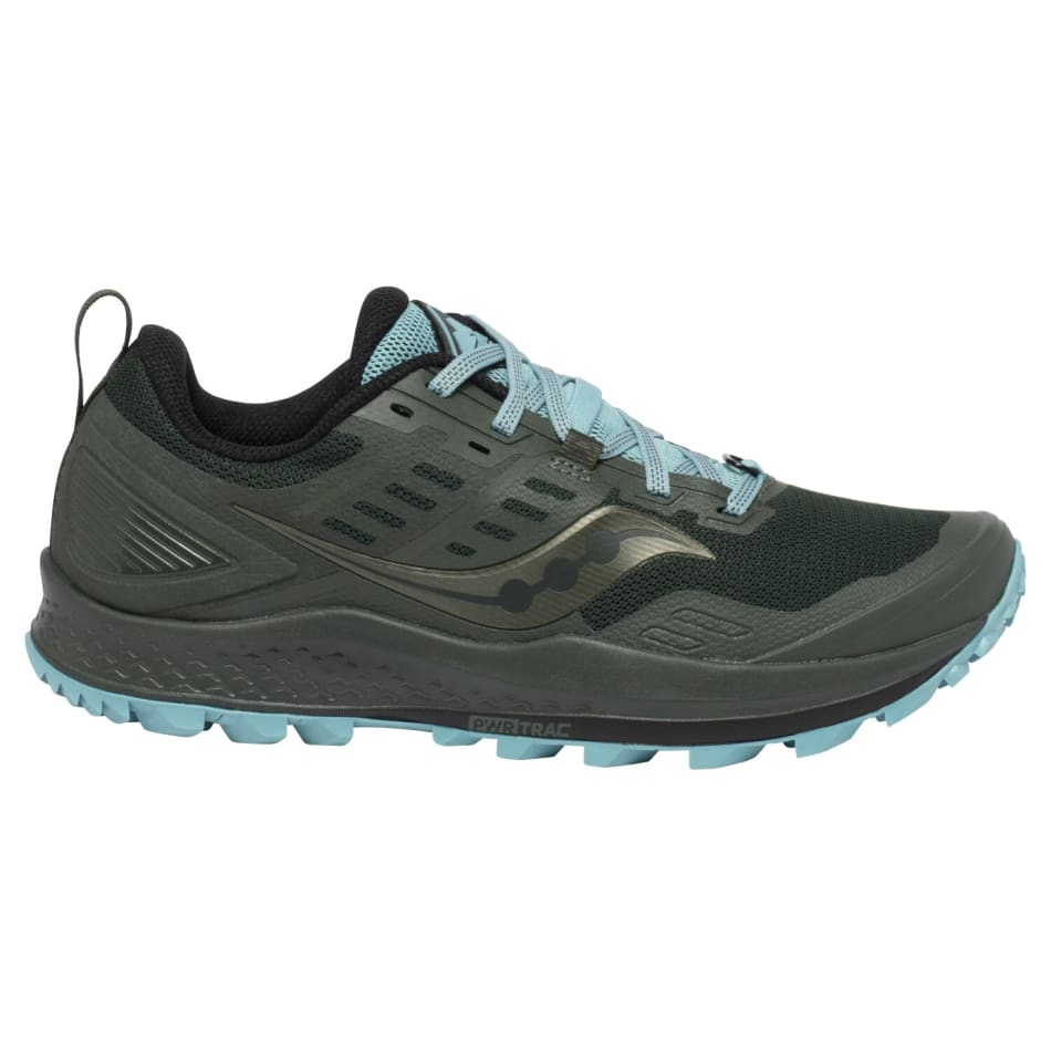 Saucony Women's Peregrine 10 Trail Running Shoes, product, variation 2