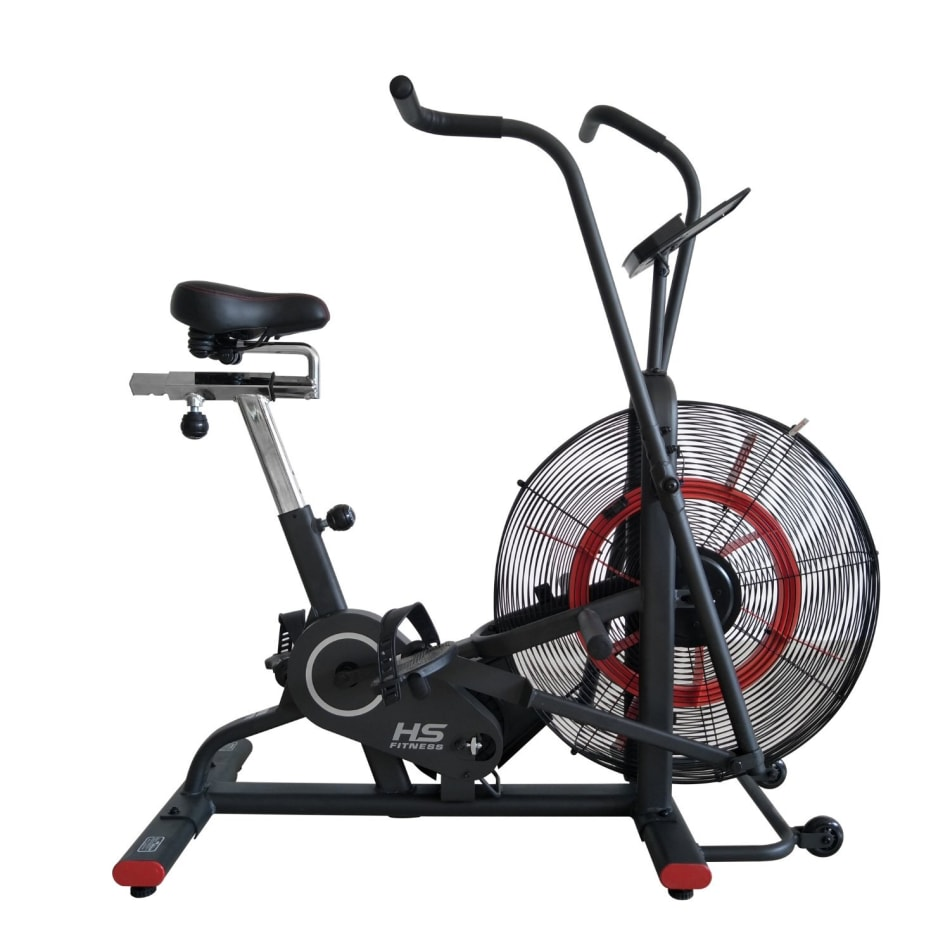 HS Fitness Air Bike II, product, variation 1