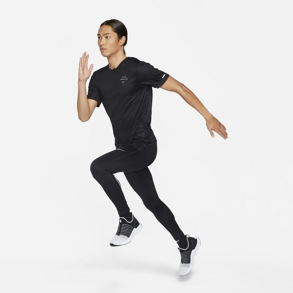 Nike Men's Dri-Fit Challenger Run Long Tight, product, variation 4
