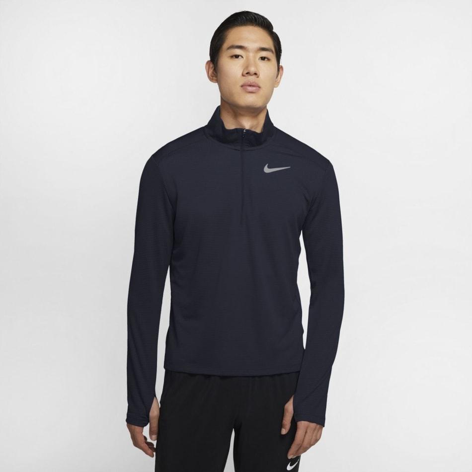 Nike Men's Pacer 1/2 Zip Run Long Sleeve, product, variation 1