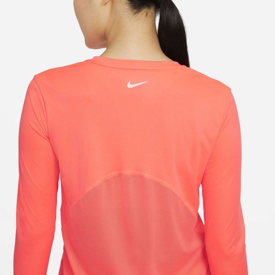 Nike Women's Miler Long Sleeve Run Top, product, variation 4