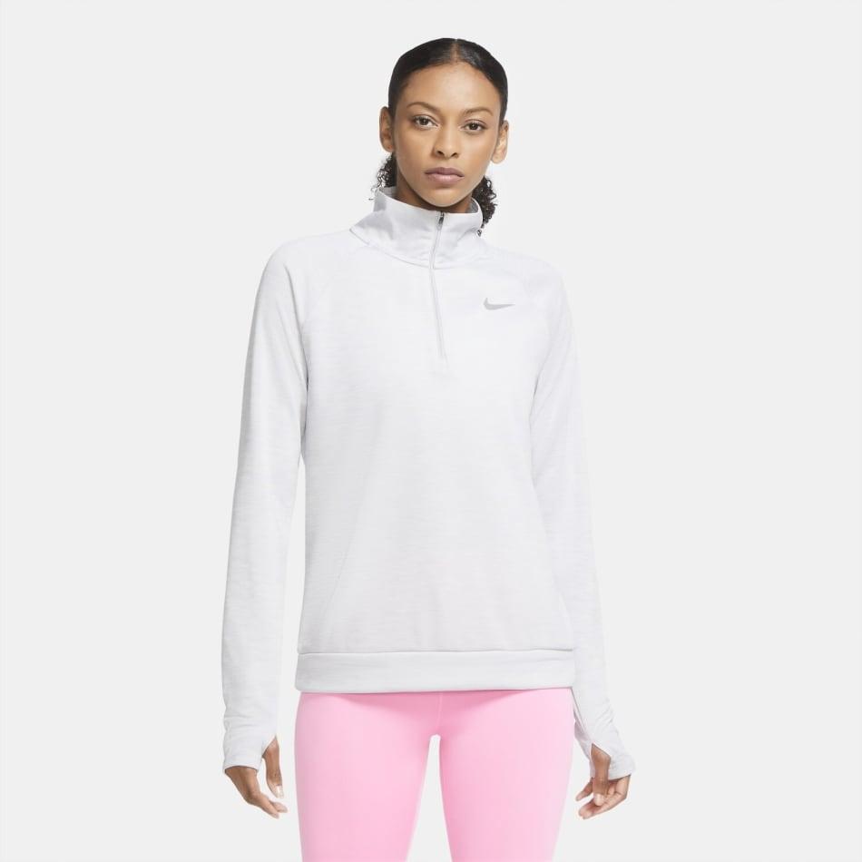 Nike Women's Pacer 1/2 Zip Run Long Sleeve, product, variation 1