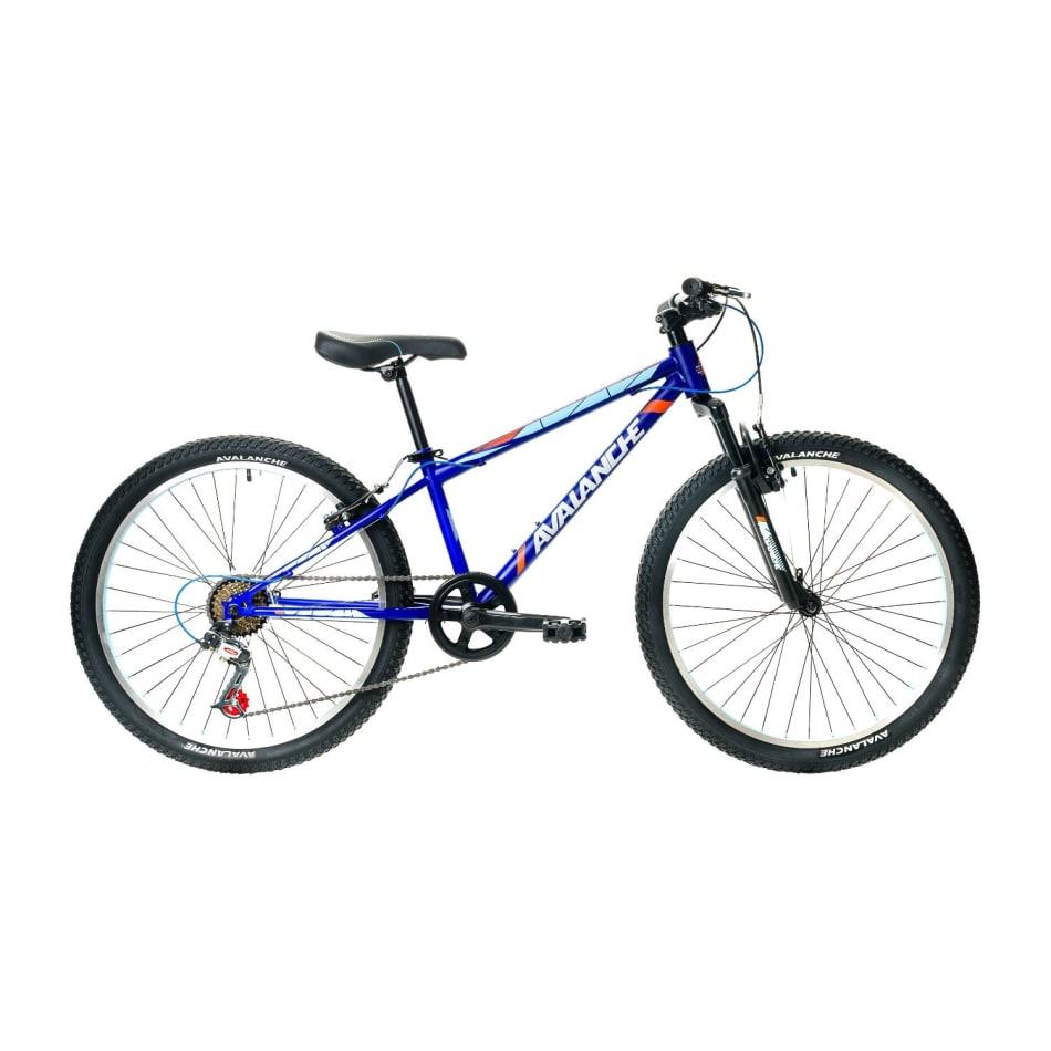 "Avalanche Boy's Alpha One 24"" Bike, product, variation 1"