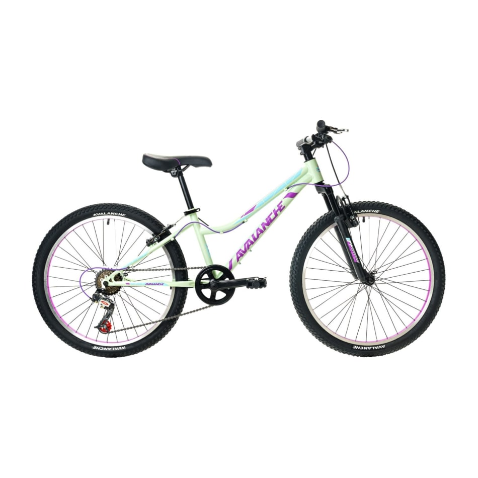 """Avalanche Girls Alpha One 24"""" Bike, product, variation 1"""