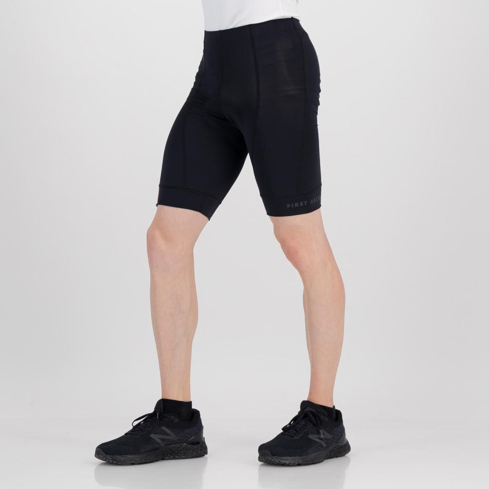 First Ascent Men's 8 Panel Domestique Pro Cycling Short, product, variation 2