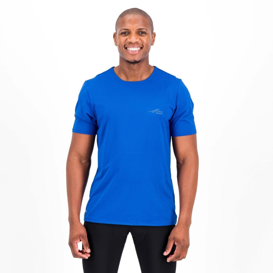 First Ascent Men's Pulse Run Tee, product, variation 1