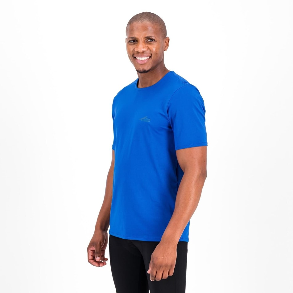 First Ascent Men's Pulse Run Tee, product, variation 2