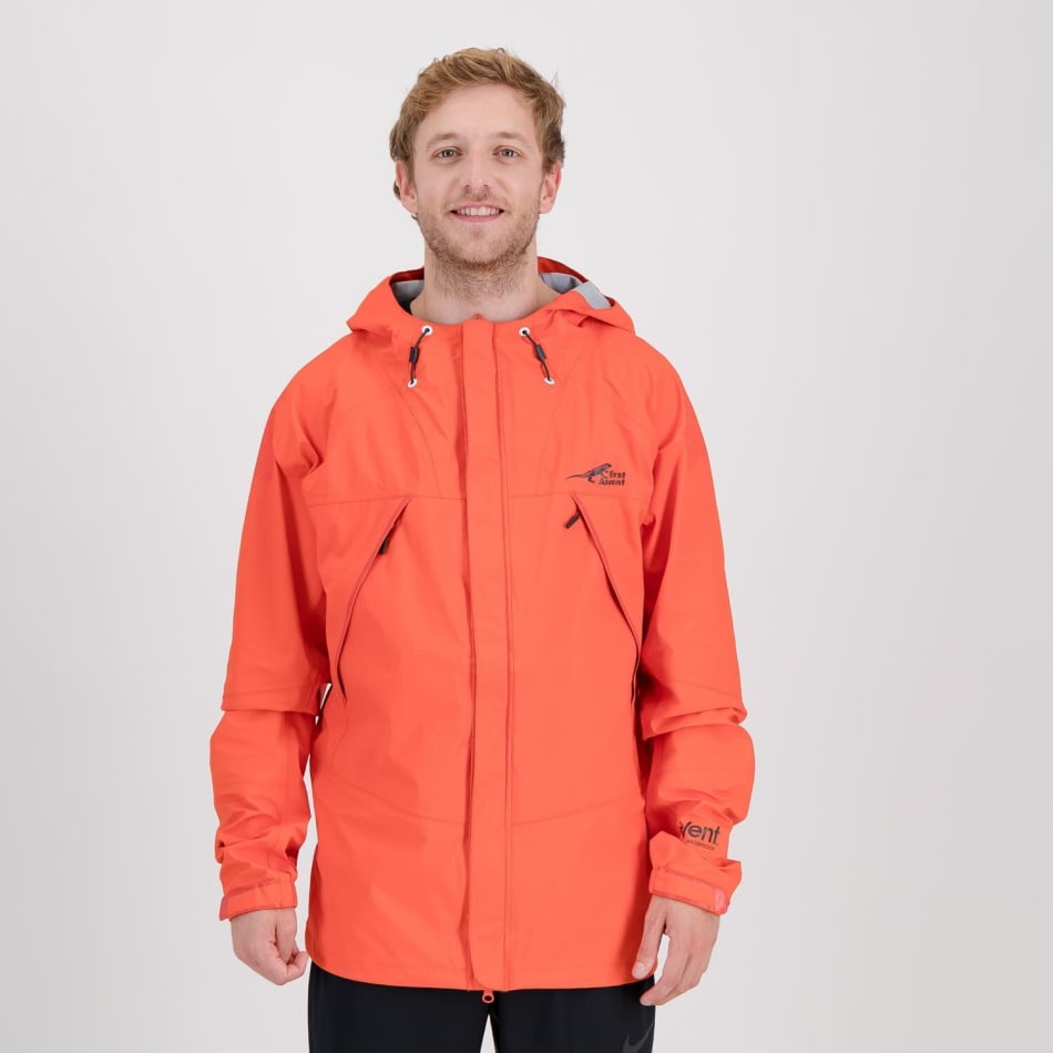 First Ascent Men's Vertex Waterproof Jacket, product, variation 1
