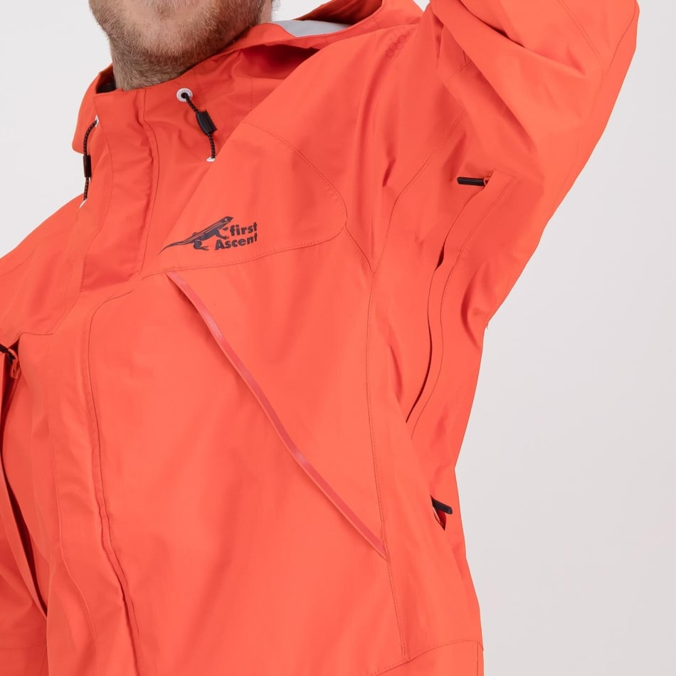 First Ascent Men's Vertex Waterproof Jacket, product, variation 6