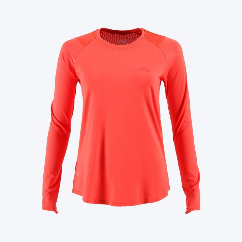 First Ascent Women's Corefit Run Long Sleeve, product, variation 1