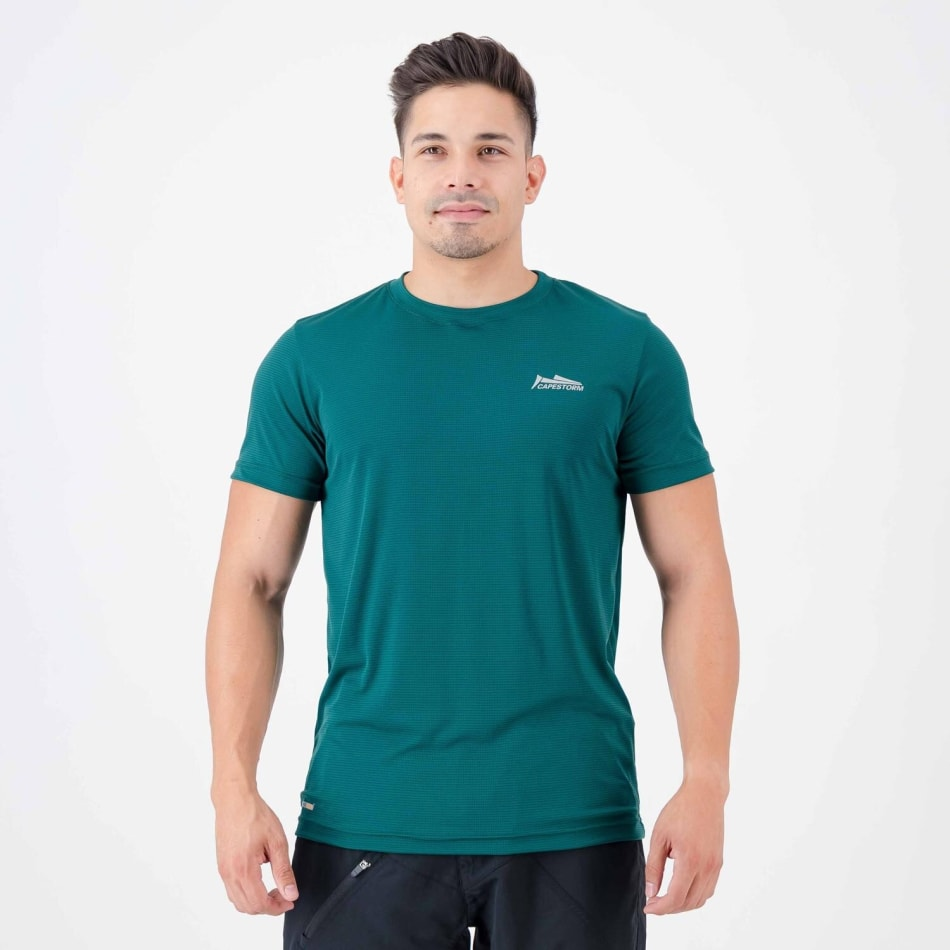 Capestorm Men's Essential Run Tee, product, variation 1