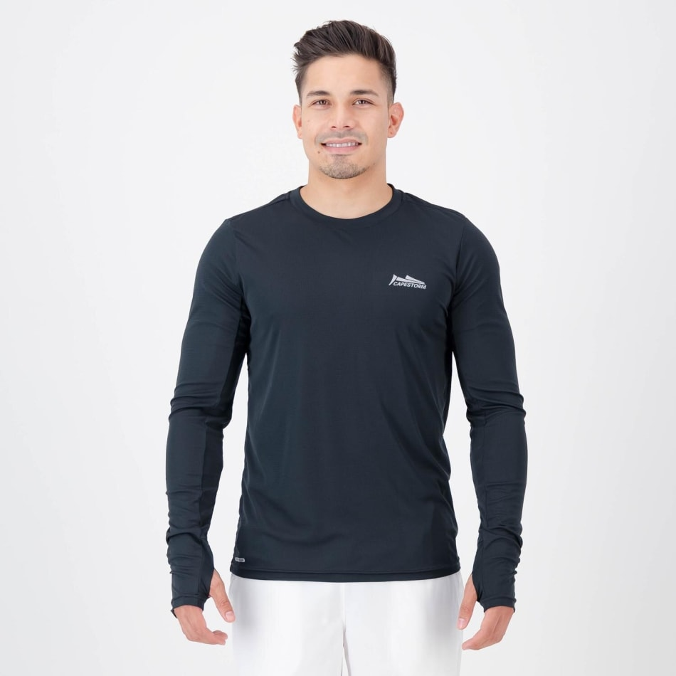 Capestorm Men's Essential Long Sleeve Tee, product, variation 1