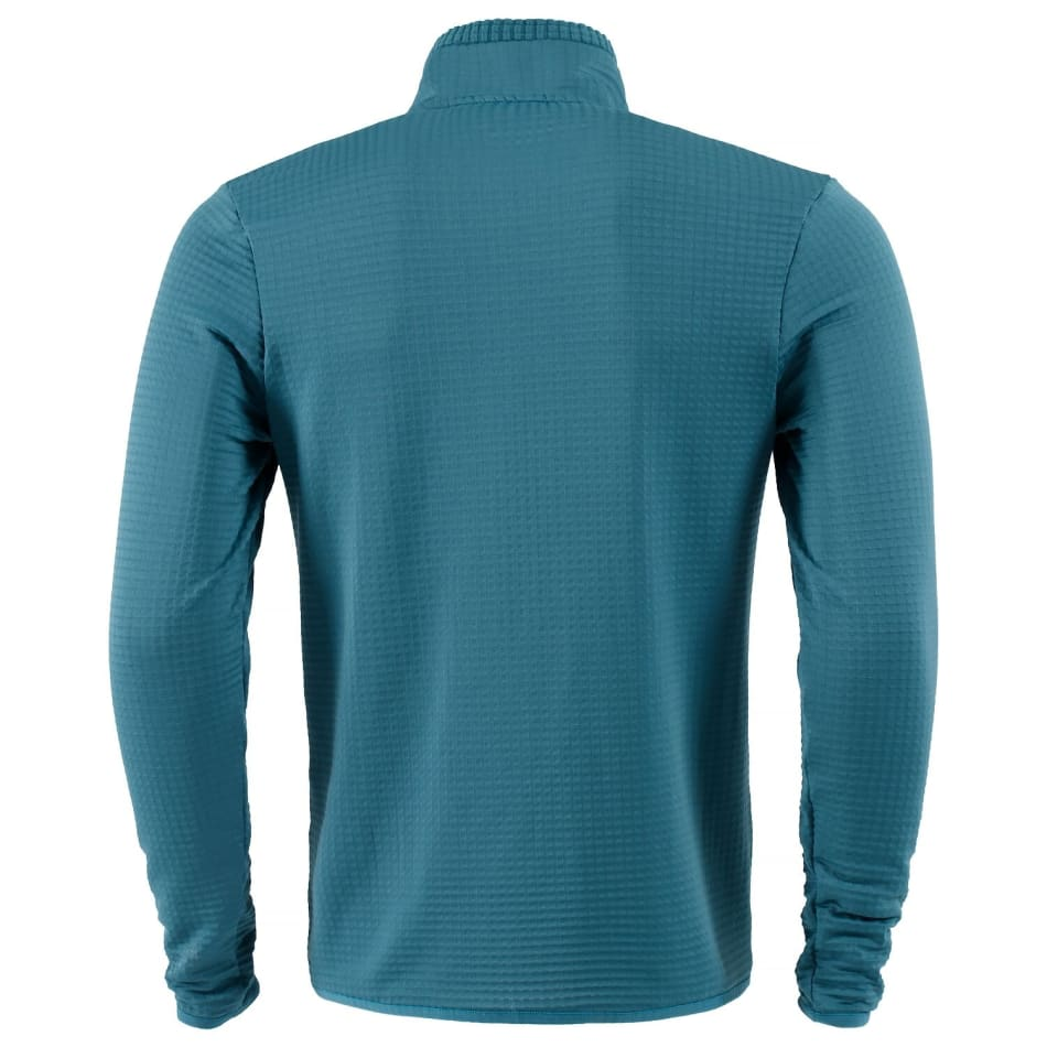 First Ascent Men's Therma Grid 1/4 zip Top, product, variation 2
