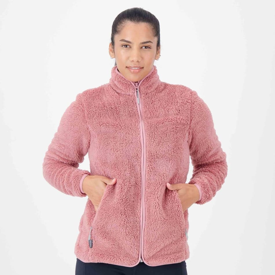 First Ascent Women's Softtouch Fleece Jacket, product, variation 1