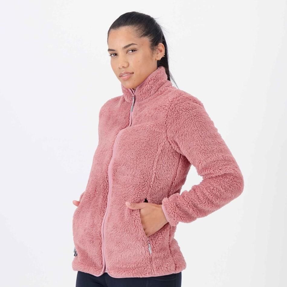 First Ascent Women's Softtouch Fleece Jacket, product, variation 2