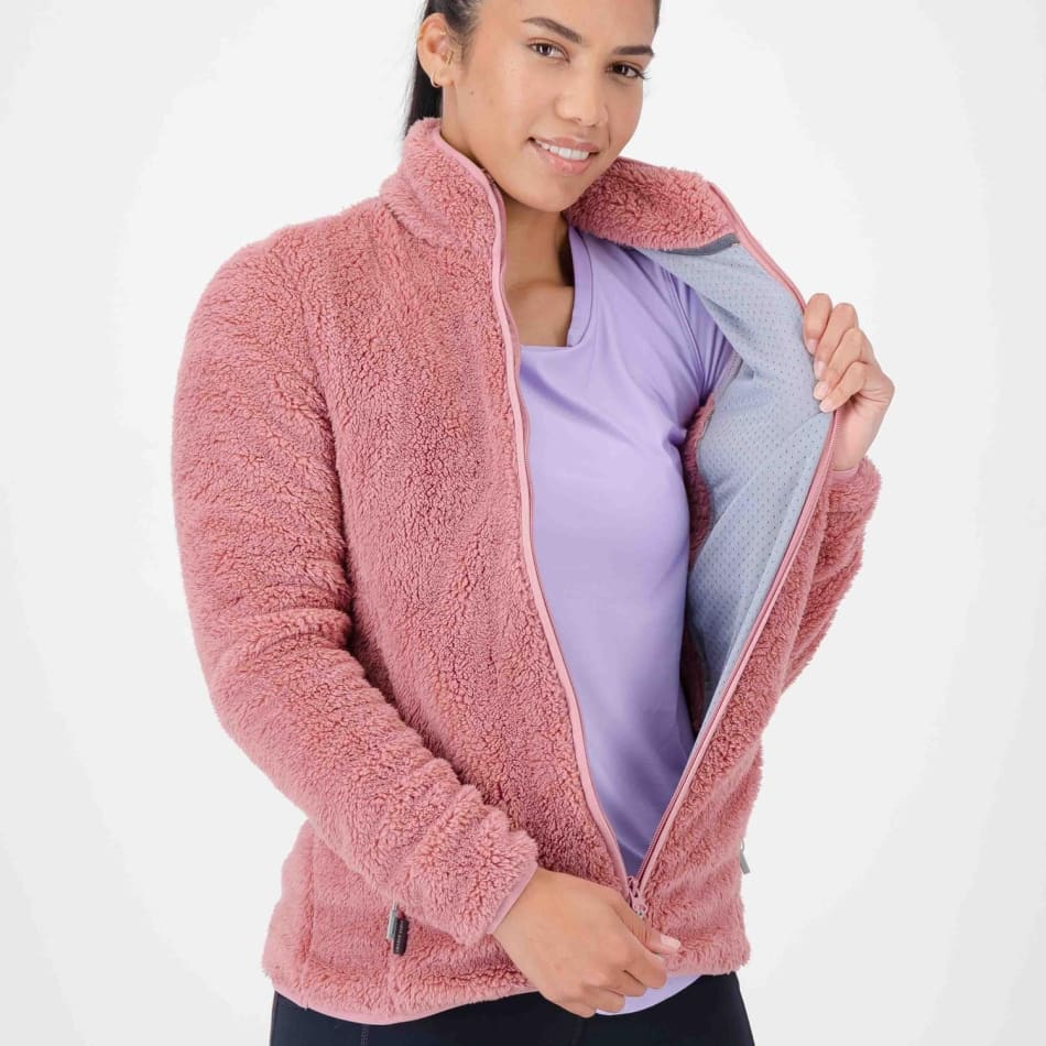 First Ascent Women's Softtouch Fleece Jacket, product, variation 7