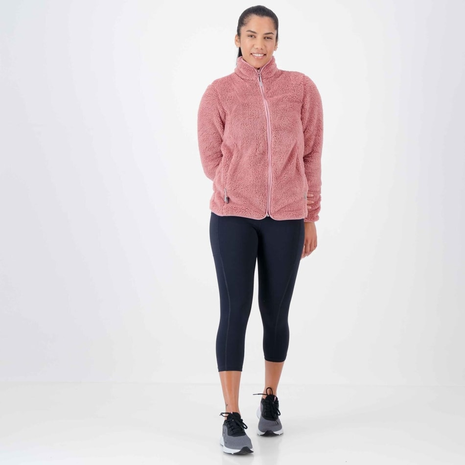 First Ascent Women's Softtouch Fleece Jacket, product, variation 8