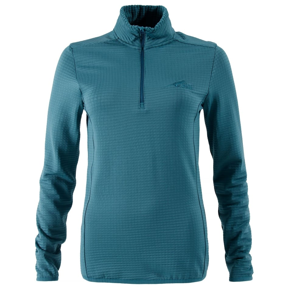 First Ascent Women's Therma Grid 1/4 Zip, product, variation 1