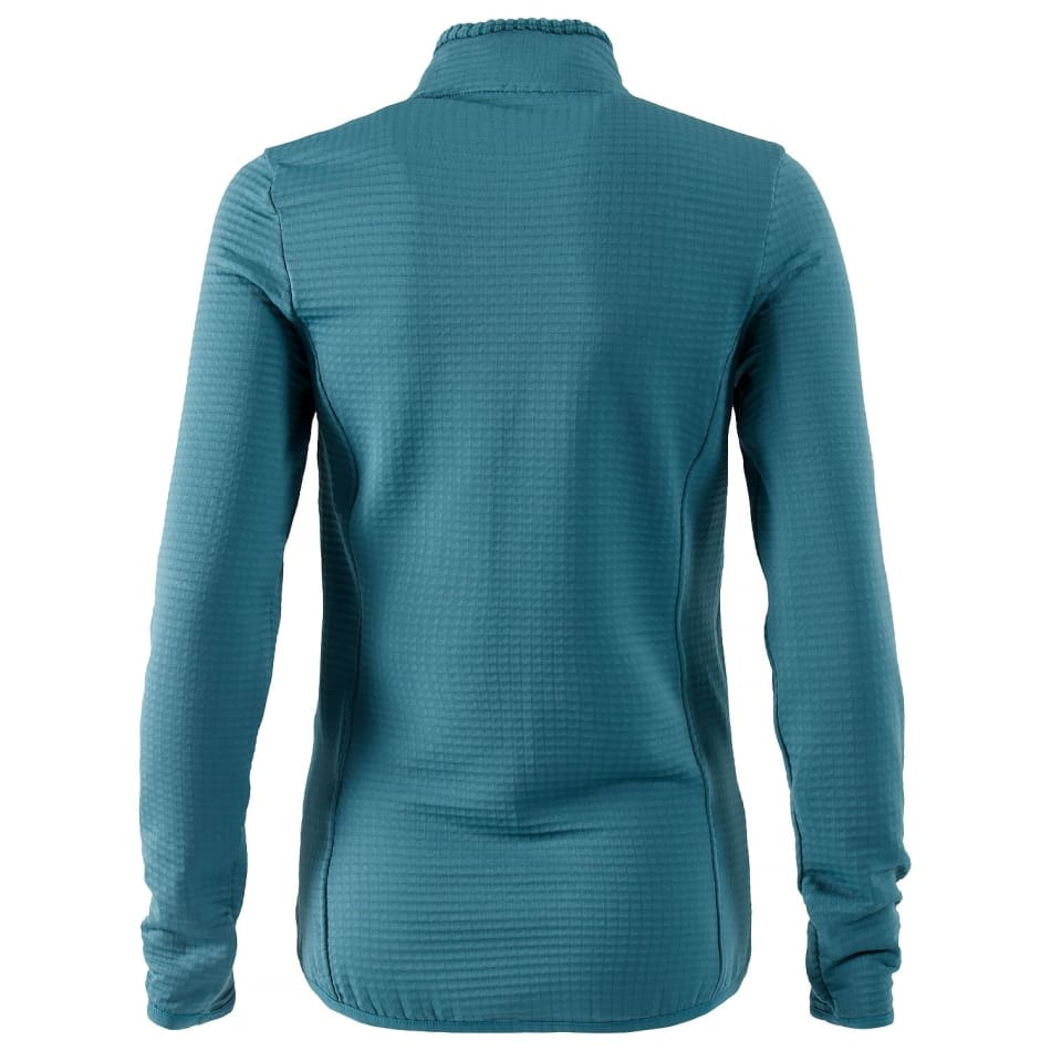 First Ascent Women's Therma Grid 1/4 Zip, product, variation 2