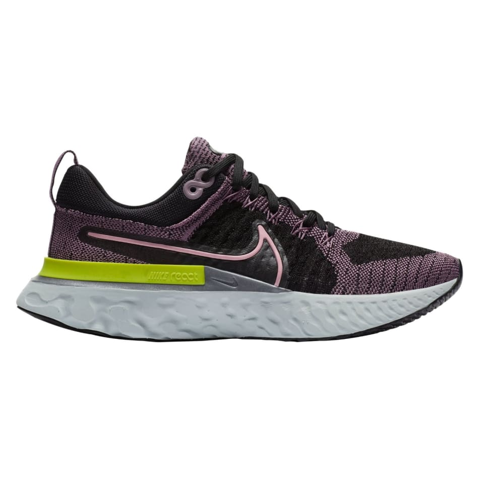 Nike Women's React Infinity Run Flyknit 2 Road Running Shoes, product, variation 1