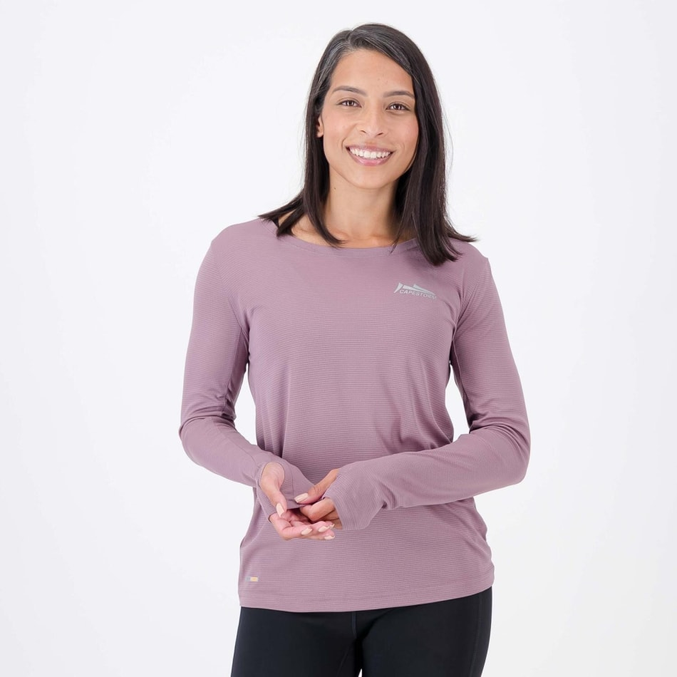 Capestorm Women's Essential Run Long Sleeve Top, product, variation 1
