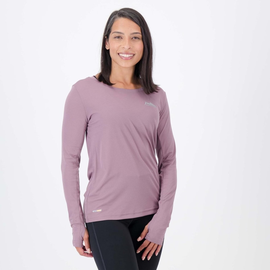 Capestorm Women's Essential Run Long Sleeve Top, product, variation 3