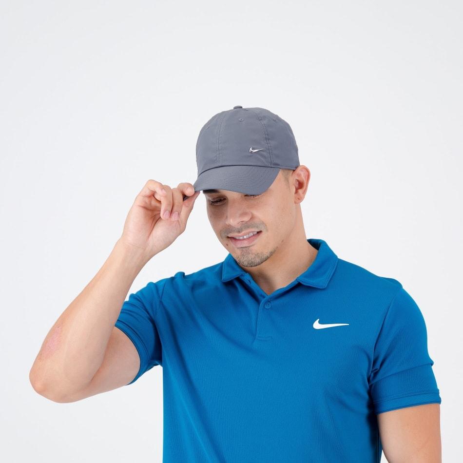 Nike Unisex NSW H86 Metal Swoosh Cap, product, variation 1