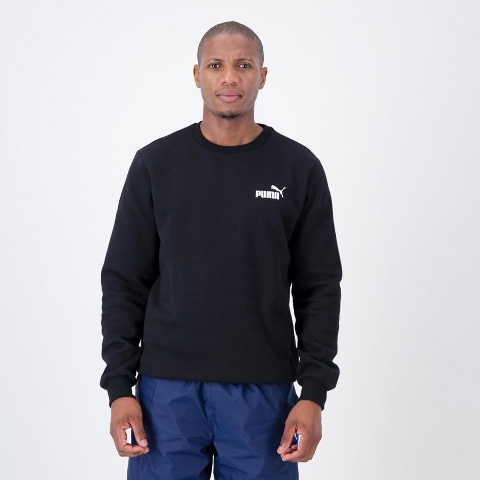 AM Puma Essential Crew Sweat Top, product, variation 1