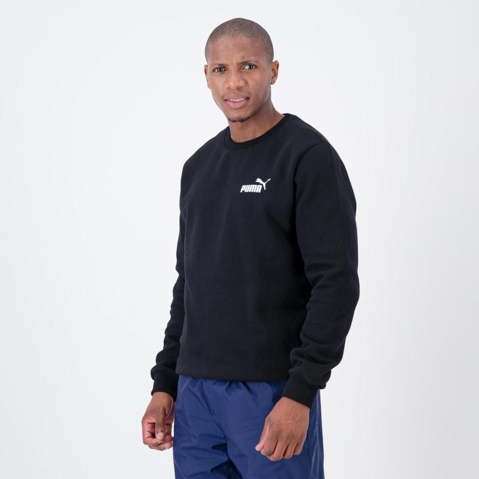 AM Puma Essential Crew Sweat Top, product, variation 2