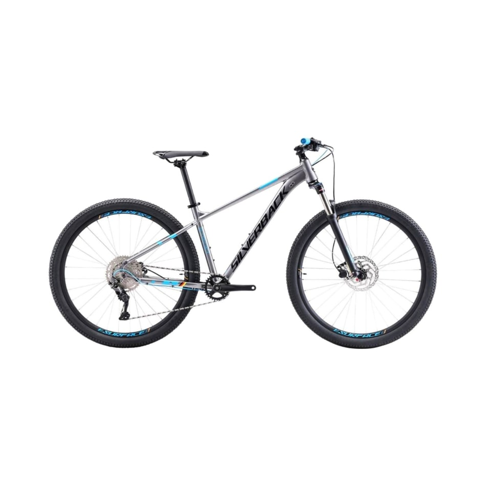 """Silverback Stride Deluxe 29"""" Mountain Bike, product, variation 1"""