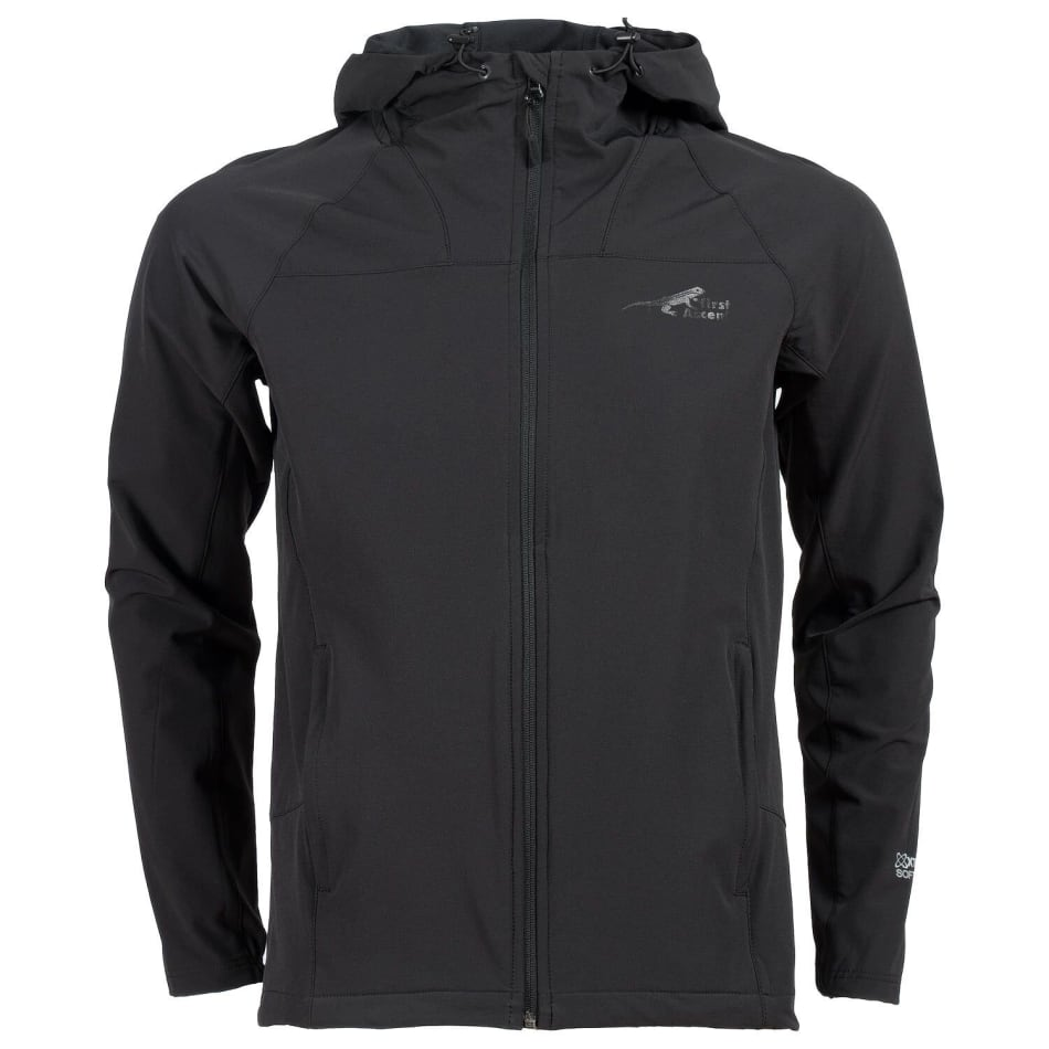 First Ascent Men's Active XT-3 Softshell Jacket, product, variation 1