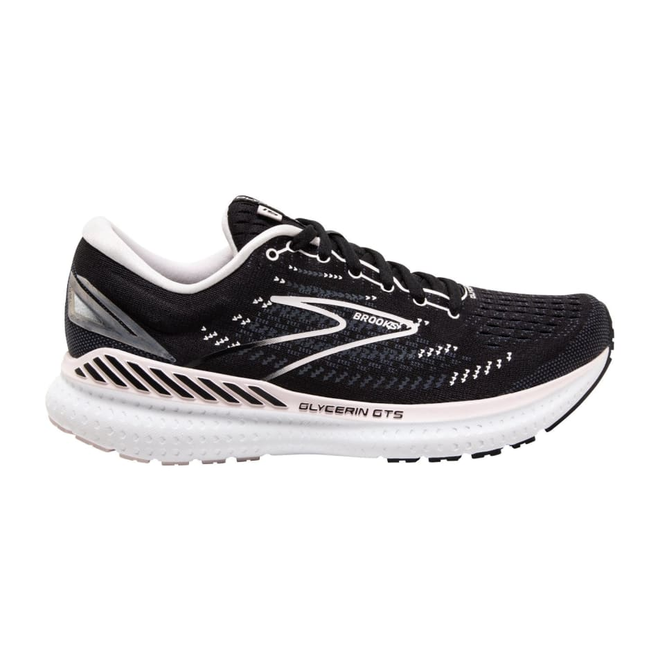 Brooks Women's Glycerin 19 GTS Road Running Shoes, product, variation 1