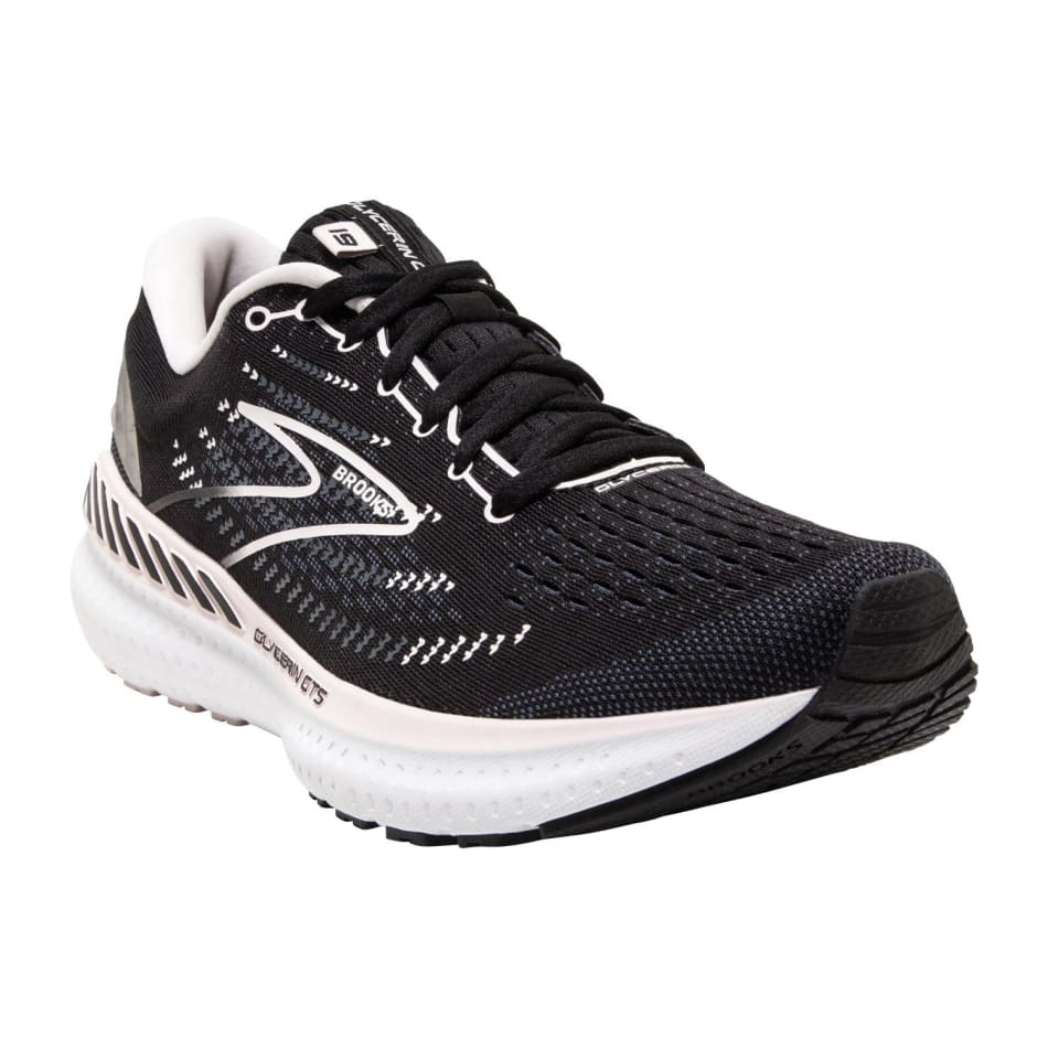 Brooks Women's Glycerin 19 GTS Road Running Shoes, product, variation 3