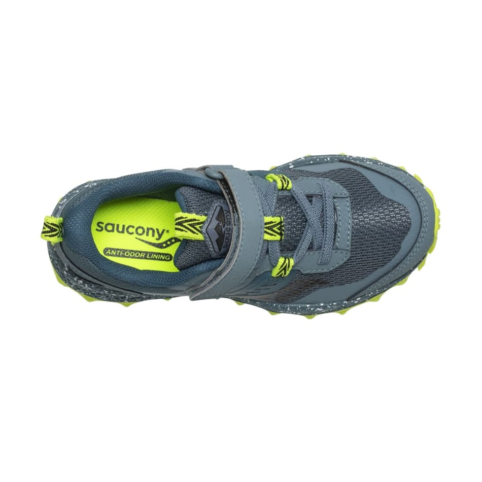 Saucony Jnr Peregrine 10 Off-Road Shoes, product, variation 4