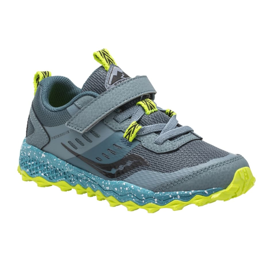 Saucony Jnr Peregrine 10 Off-Road Shoes, product, variation 6