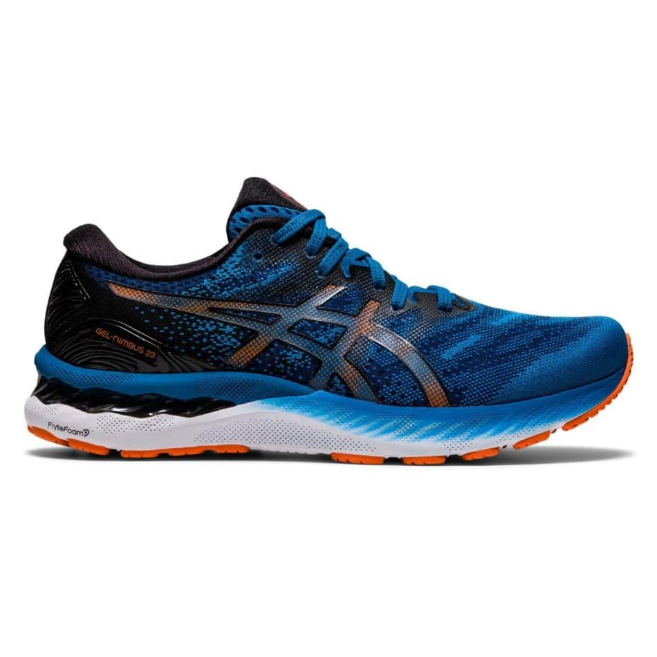 Asics Men's Gel-Nimbus 23 Road Running Shoes, product, variation 1