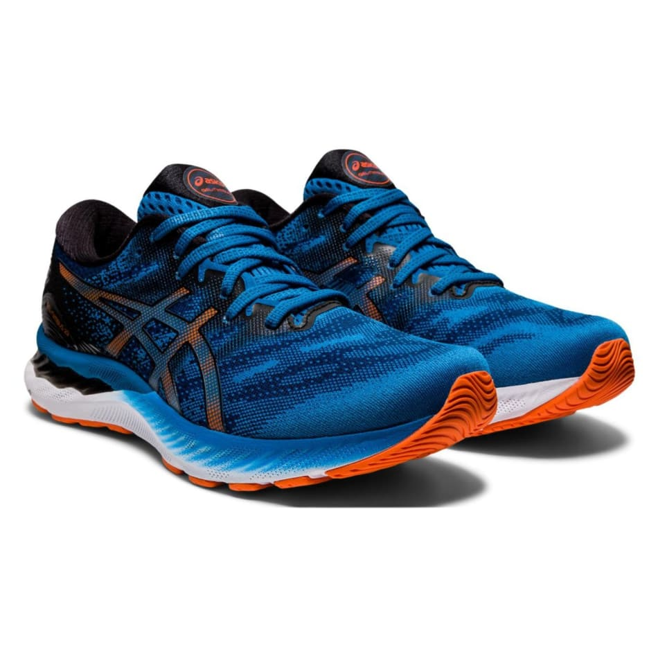 Asics Men's Gel-Nimbus 23 Road Running Shoes, product, variation 7