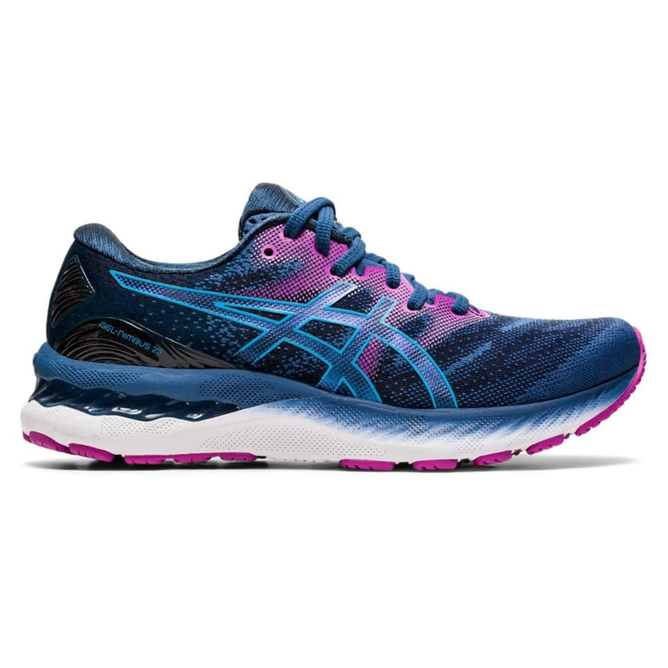 Asics Women's Gel-Nimbus 23 Road Running Shoes, product, variation 1
